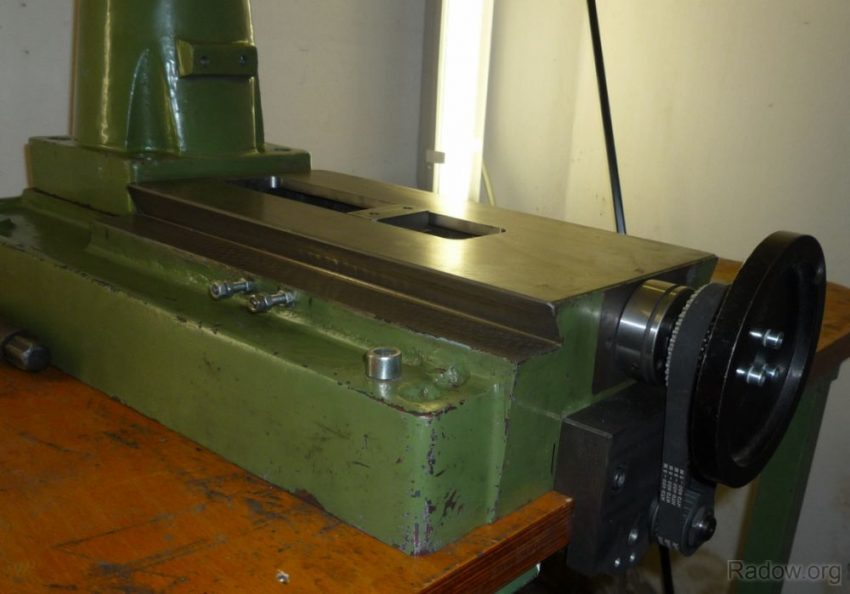 DC-Motor Y-Achse