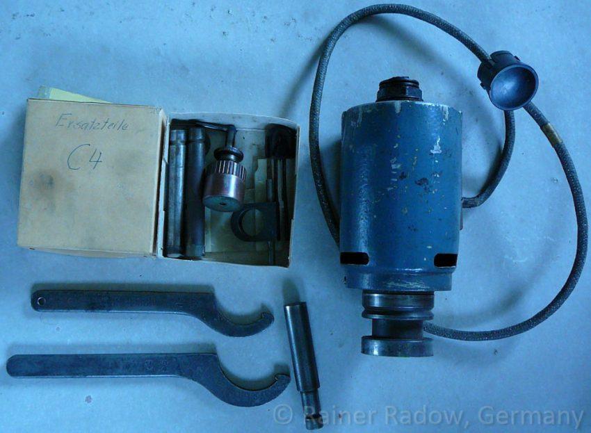 Arburg C4 Spritzgussmaschine - Heizzylinder